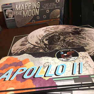 Apollo signage delivery day pre-installation