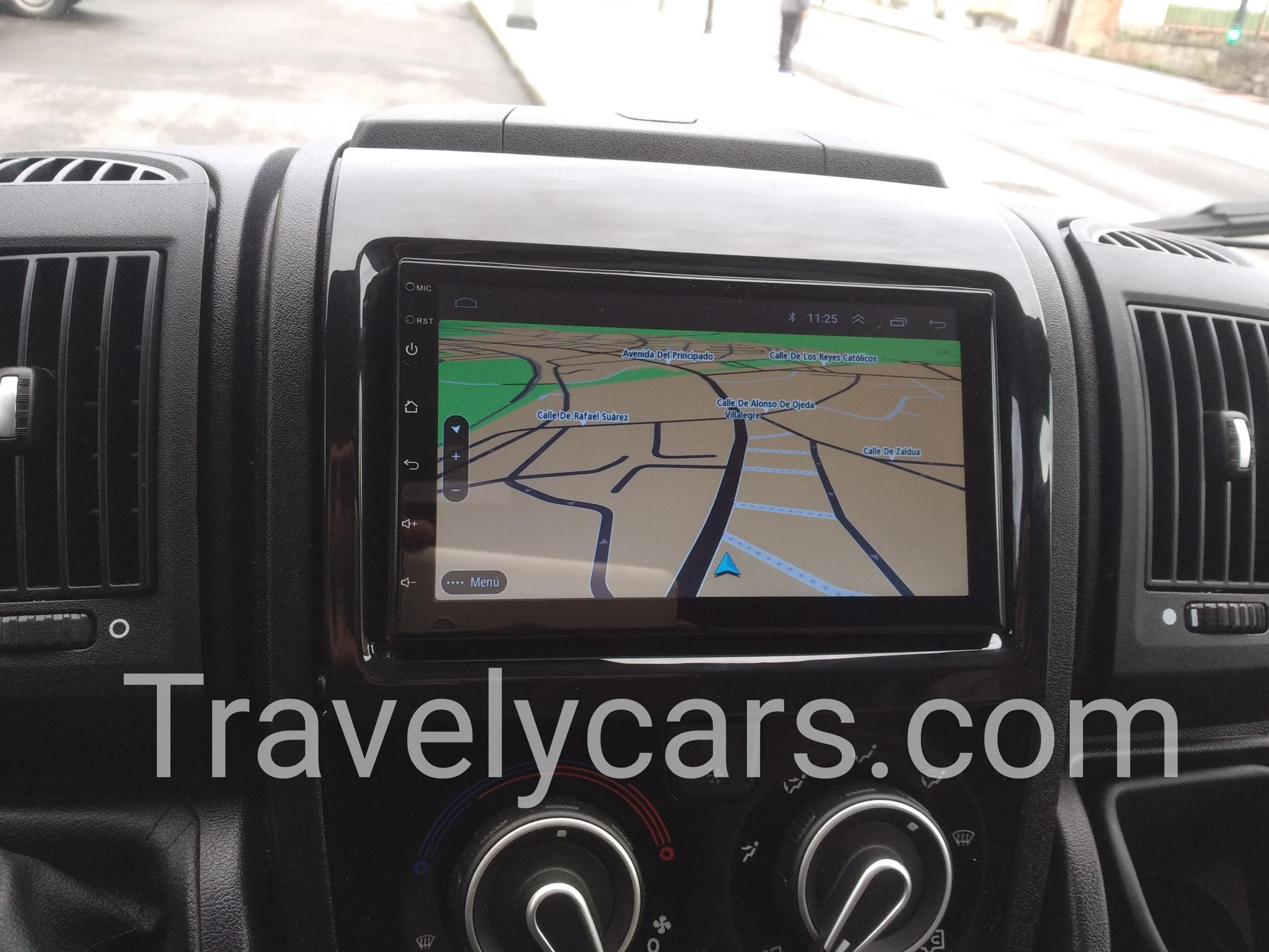 Auticaravanas con GPS incluido
