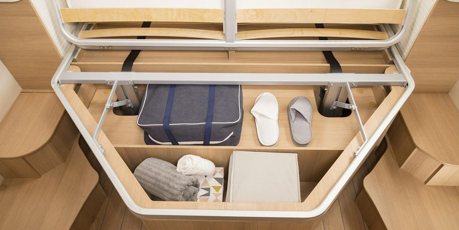 MC4 379 Armario bajo cama Isla