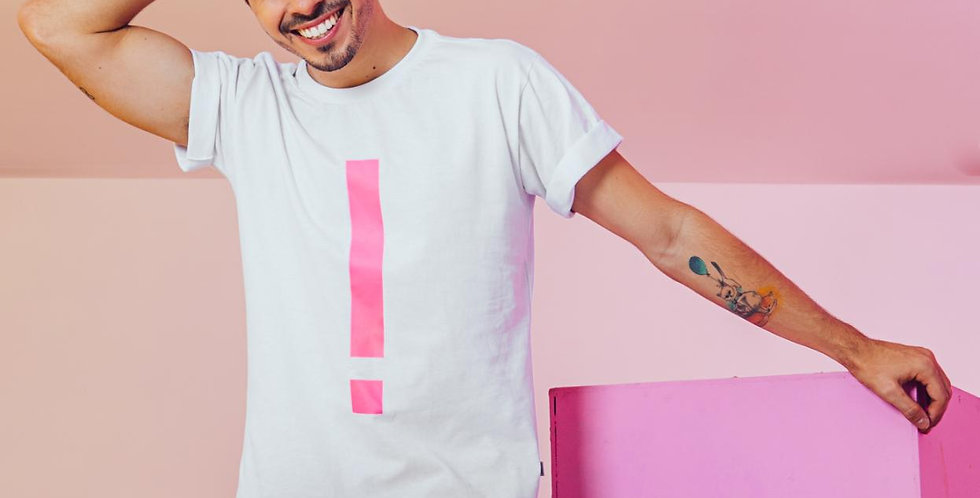 T Shirt Franklin Branca