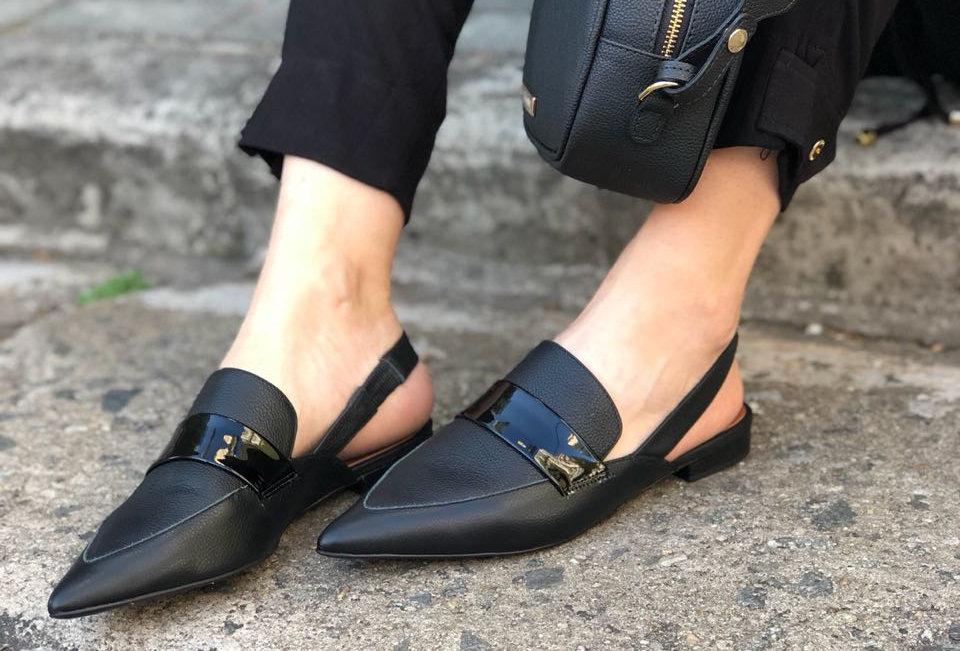 Loafer Sling Back LS