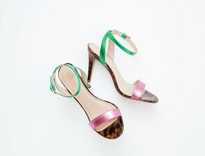 Sandália Vick Color