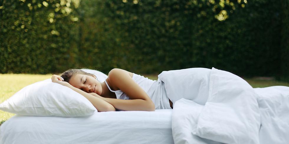 Create your personal sleep plan