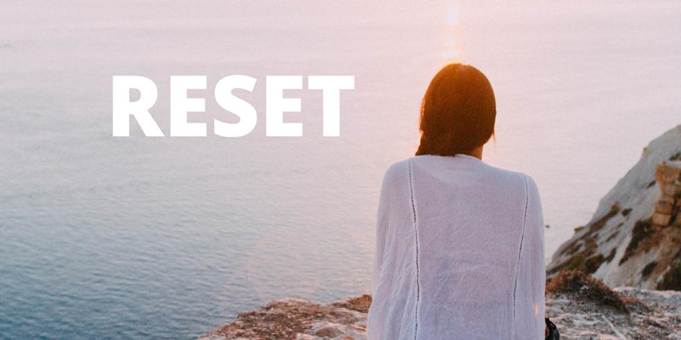 RESET with iRest Yoga Nidra