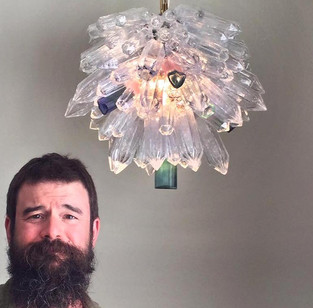 Crystal Crystal Chandelier