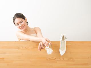 松屋銀座本店にてwedding shoeroopのオーダー会を開催中