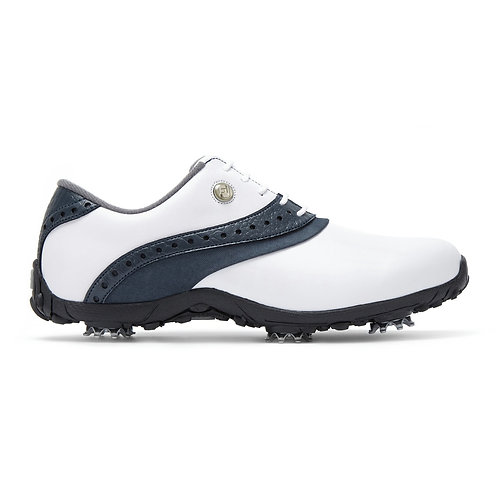 Footjoy, ACP LP Spiked shoes, Whit/Navy or White