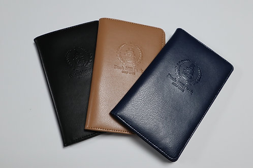 Embossed Scorecard Holder, 125 Collection