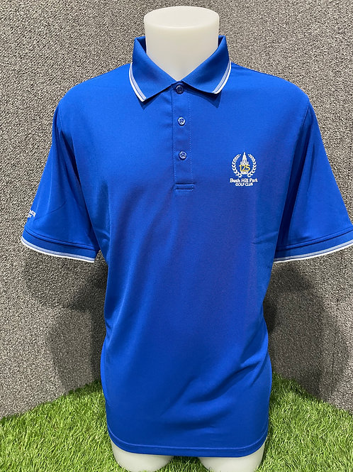 Ethan Crested Polo, 125 Collection