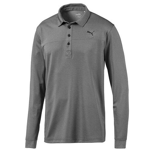 Puma Golf Long Sleeve Polo 595113 02