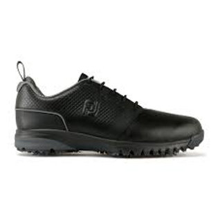 Footjoy Contour Fit, Black 9.5M std fit