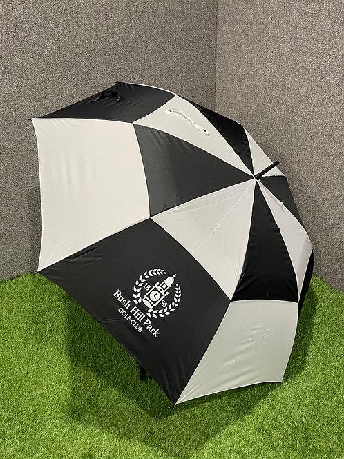 Storm Umbrella, 1895 Club Crest