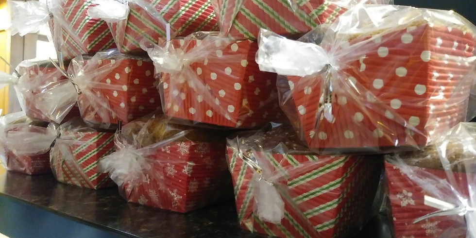 Gift breads.... homemade, delicious, & just right!