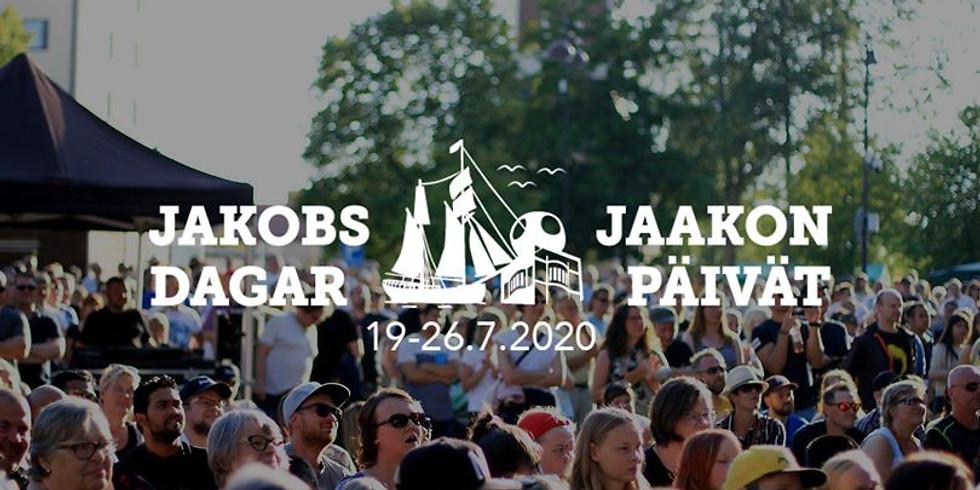 JAKOBSDAGAR/ JAAKONPÄIVÄT 2020