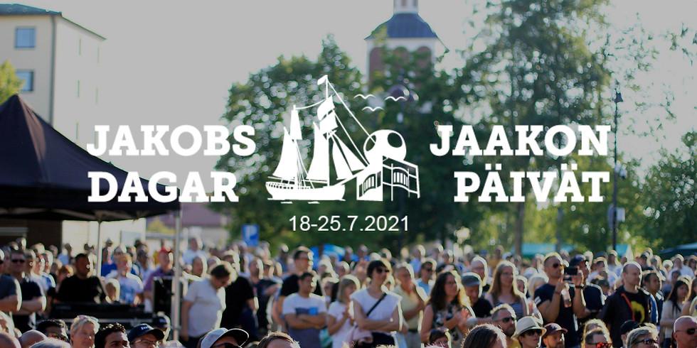 JAKOBSDAGAR/ JAAKONPÄIVÄT 2021