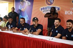Pruthvi's Sports Zone