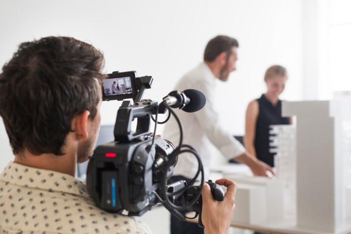 Production vidéo d'entreprise