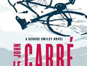 Book Review :The Spy Who Came In from the Cold