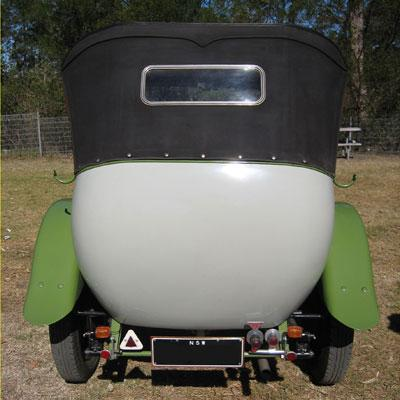 Alvis rear
