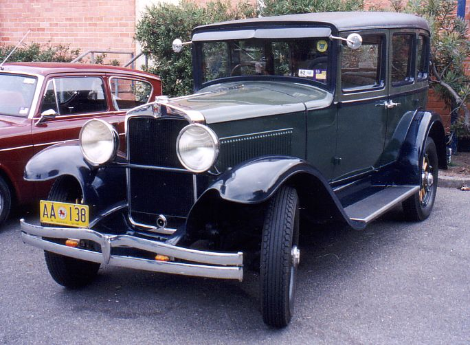 Hupmobile - 1929 Century Six