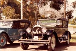 Hupmobile 1925 Tourer
