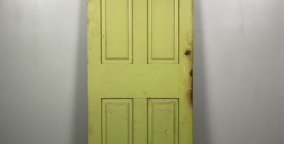 Primitive Vermont Farm House Door