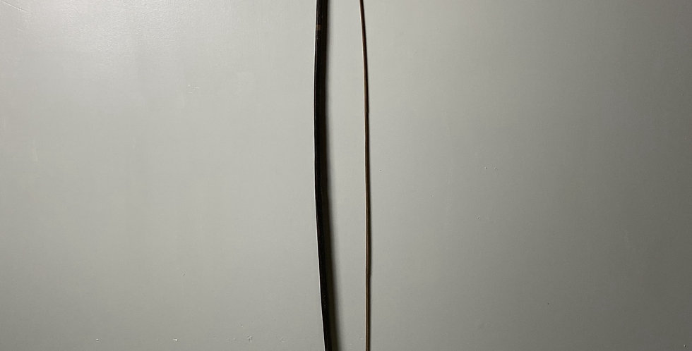 Antique African Bow With Nice Paint