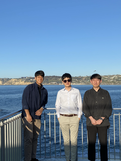 2019.02. TMS at San Diego