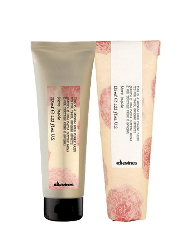 Davines Medium Hold Pliable Paste 125ml
