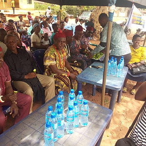 Outreach in Orlu