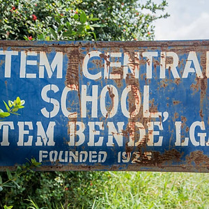 Item Central School, Bende LGA