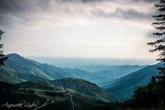 De l'Ardèche en passant par la Drôme jusqu'aux Alpes
