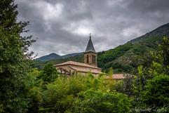 Eglise Saint Martin à Mayres