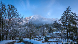 le Rocher de Chaumienne, Ardèche