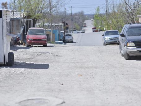 ARRANCAN EL PROYECTO DE PAVIMENTACIÓN EN LA CALLE JOAQUIN AMARO, EN LA TEOTIHUACÁN PARTE ALTA