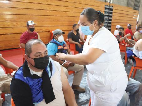CONTINÚA EL PROGRAMA DE VACUNACIÓN ANTI COVID-19PARA PERSONAS DE LA CATEGORÍA DE 40 A 49 AÑOS