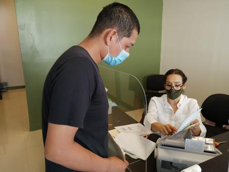 MÁS DE 300 CONSCRIPTOS HAN TRAMITADO SU MEDIA CARTILLAEN LA JUNTA MUNICIPAL DE RECLUTAMIENTO