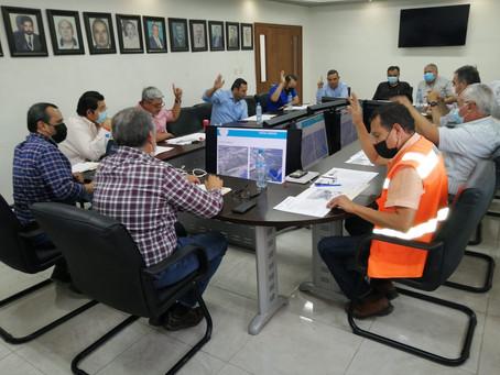 EN REUNIÓN DEL CONSEJO DE PLANEACIÓN Y DESARROLLO URBANOPOR UNANIMIDAD APRUEBAN PROYECTOS ANALIZADO