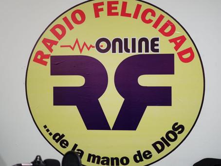 AL AIRE ESTACIÓN DE RADIO ONLINE RADIO FELICIDAD