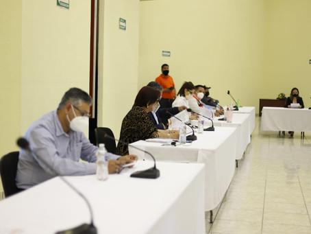 APRUEBAN POR UNANIMIDAD PROPUESTA 2021 DEL FONDO DE INFRAESTRUCTURA SOCIAL MUNICIPAL POR 25.9 MILLON