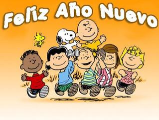 ¡¡ Feliz Año Nuevo !!