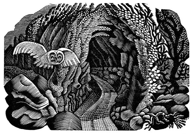 Eric-Ravilious-Gilbert-White-1024x709.jp