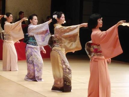 扇流 日本舞踊公演