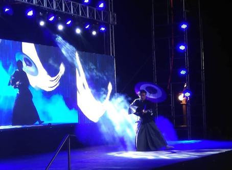2018年4月フィリピン公演 DanceXchange