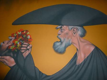 El mago | Rafael Coronel