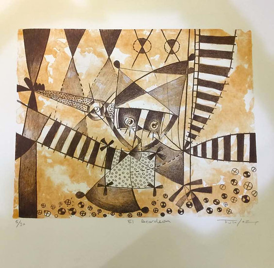 El Acordeon | Fulgencio Lazo