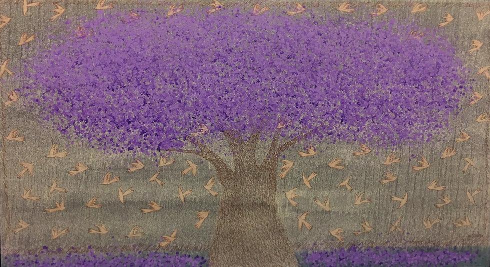 Árbol expandiendo vida | Alejandro Von Zeschau