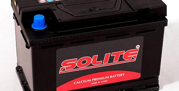 Аккумулятор Solite CMF57412 74Ah 277x174x189мм