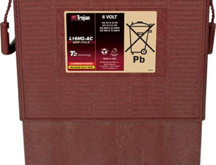 Тяговый аккумулятор Trojan L16HG-AC
