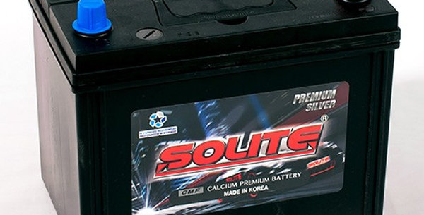 Аккумулятор Solite Silver 105D26L борт 95Ah 260x168x200мм